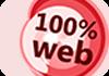 100% Web Based